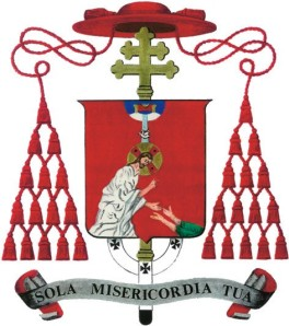Stemma del Cardinal Caffarra
