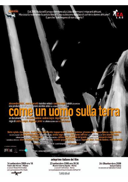 FILM DOCUMENTARIO SUL TRATTAMENTO DEI MIGRANTI IN LIBIA - CLICCA SUL MANIFESTO PER IL SITO CON LA DOCUMENTAZIONE